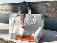 Kraft Bag, Yoga Mat Bag, Sailing Outfit, Sack Bag, Simple Bags, Bag Accessories, Tote Bag, Textiles, Fashion