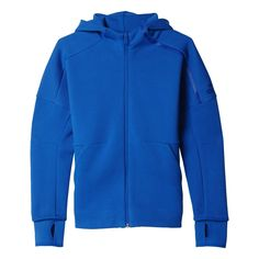 Shop a wide range of boy's hoodies and sweatshirts at Excell Sports. Boys Hoodies, Sweatshirts, Kits For Kids, Adidas, Hooded Jacket, Zip, Jackets, Shopping, Fashion