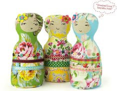 Goosip Girls by Jo Avery from Love Patchwork & Quilting issue 7