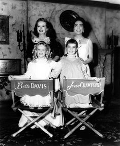 If you were born in 1962 - the 2 former movie feuding queens of Warner Brothers Bette Davis and Joan Crawford joined forces and made a movie together - Whatever Happened To Baby Jane continues to be a fan fav with a big cult following to this day!