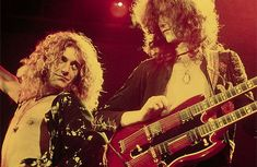 led zeppelin | Whole Lotta Love-Hate: Led Zeppelin's Robert Plant and Jimmy Page ...
