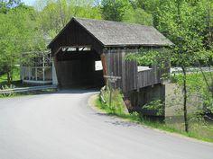 Warren Bridge in the Mad River Valley