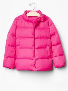 f1a19fd7ba62 Kate Spade New York ♥ GapKids bow puffer jacket - Visit unexpected places  and imagine your