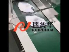 The automatic mask packing machine has a flexible adjustment system and a wide range of packaging, the Disposable Face Mask Packing Machine can pack 1 piece .