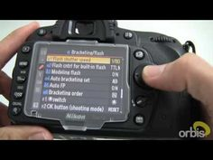 "The basics of setting up Nikon's Wireless ""Creative Lighting System"" using a Nikon D90 and an SB800. With some examples of off-camera flash photos with and without the orbis™ ring flash. The pop-up flash on the D70, D70S, D80, D90, D200, D300 and D700 can all be used to fire Nikon flashes wirelessly, check your manual for details. All of these have a similar setup screen that you'll see in this video, except the D70 and D80."