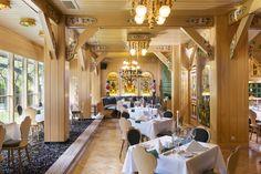 Erzgebirgsstube im BEST WESTERN Ahorn Hotel Birkenhof (regionale Spezialitäten)