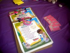 Doc McStuffins Birthday Party Ideas | Photo 1 of 38