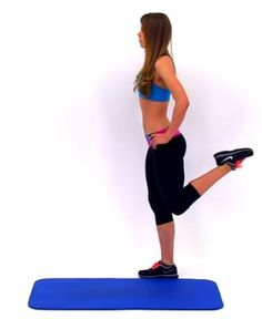 Easy hamstring muscle exercises that you can do at home
