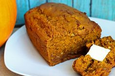 Skinny Pumpkin Banana Quick Bread | Skinny Mom | Where Moms Get the Skinny on Healthy Living