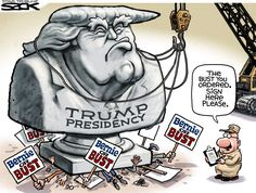 Bernie or Bust people, to much like Trump supporters, and by refusing to vote Dem, they are giving Trump a win!