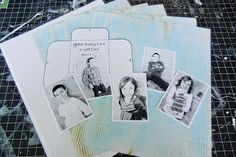 DIY: Tiny envelope template to download – for little things ...