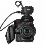Canon announce new firmware for C300 mkII and C300  adds Cine servo zoom AF to C300 and audio in 2K crop for mkII