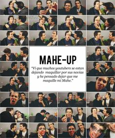 MAHE-UP ❤