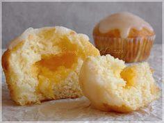 ...konyhán innen - kerten túl...: Citromkrémmel töltött muffin Mashed Potatoes, Muffin, Cooking, Breakfast, Ethnic Recipes, Cupcake, Food, Food Food, Kochen