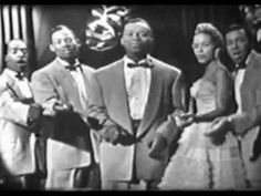 The Platters: Twilight Time, just the audio but it is wonderful to hear.