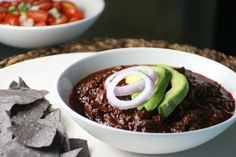 Texas Five Chili