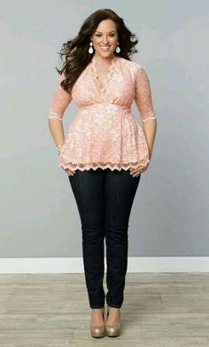 21 Trendy and Stylish Plus Size Jeans Attires Ideas 45 21 Trendy and Stylish Plus Size Jeans Attires Ideas Trendy Plus Size Dresses, Trendy Plus Size Fashion, Plus Size Outfits, Trendy Outfits, Cool Outfits, Plus Fashion, Summer Outfits, Bar Outfits, Curvy Outfits
