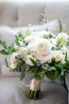 Wedding Stuff, Wedding Day, White Flower Arrangements, Gold Aesthetic, Groom Wear, Best Day Ever, White Flowers, Wedding Bouquets, Real Weddings
