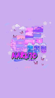 Naruto purple Wallpaper