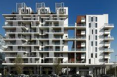 Terres de Seine & Seine-Parc / 2009 / MOA : Icade & Nexity / MOA : Ateliers 2/3/4/ / 178 logements et commerces