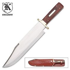 Antique Bowie Knife