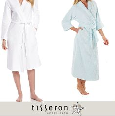 Find a good collection of #PlushBathrobes. Our al bathrobes are made with soft cotton and plush microfiber. You can get different size of plush bathrobes in our collection.