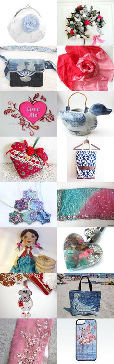 Christmas Gifts by Anna Margaritou on Etsy--Pinned with TreasuryPin.com