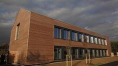 Watermead Business Park, Leicestershire. A new office building at Watermead Business Park in Leicestershire has become the first carbon negative Passivhaus commercial office in England. With thermal efficiency and the creation of an airtight building envelope a priority, Celotex GA4000 PIR insulation was chosen.