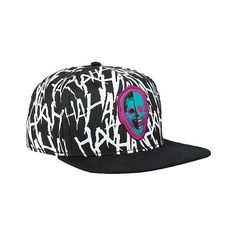 03fb80099b8 DC Comics Suicide Squad The Joker Snapback Hat Hot Topic ( 20) ❤ liked on