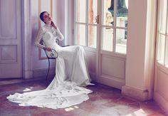 Scopri la collezione di abiti da sposa 2017 di Giuseppe Papini venduta nei…