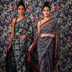 ayush kejriwal, kalamkari, block print, hand block printing, sari, saree, india, design, UK based