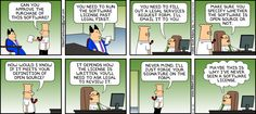 This is the easiest approval process ever!! - The Dilbert Strip for August 11, 2013