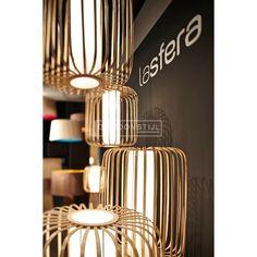 Moolin Suspension hanglamp medium - bamboe - Lasfera | Gewoonstijl Lights, Medium, Detail, Home Decor, Lighting, Interior Design, Home Interior Design, Light Fixture, Lamps
