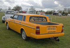 1983 Volvo 240 2.3 custom pick up