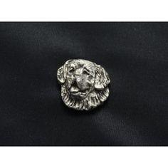 Saint Bernard head dog pin limited edition by ArtDogshopcenter Dog Lover Gifts, Dog Lovers, Bernard Dog, Dog Pin, Best Artist, Dog Supplies, Saints, Lion Sculpture, Dogs