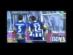 Rayo Vallecano vs Deportivo 1-3 all goals and Highlights 2015