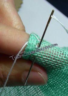 TuttoRicamo: Deruta fashion show: how to do it - birillino hem with counted threads .- TuttoRicamo: Deruta sfilato: come si fa – orlo a birillino a fili contati i… TuttoRicamo: Deruta fashion show: how to do it – hem at … - Drawn Thread, Thread Work, Cross Stitch Finishing, Needle Lace, Hand Embroidery Designs, Quilting Tips, Needlework, Fashion Show, Quilts