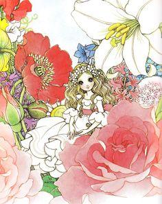 高橋真琴:おやゆび姫macoto takahashi:Thumbelina