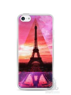 Capa Iphone 5C Torre Eiffel  2 - SmartCases - Acessórios para celulares e  tablets   dedd1df45abd7