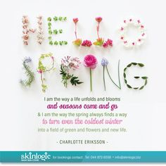 Here is to a New Season! Spring Is Here, Bloom, Hair Accessories, Cold, Seasons, Green, Flowers, Inspiration, Biblical Inspiration