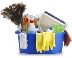 Yo limpio nuestro casa por mi madre, pero a mi me no gusta.  Yo limpio nuestro casa porque mi madre es feliz,