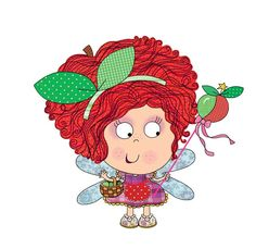 Annie the Apple Pie Fairy!