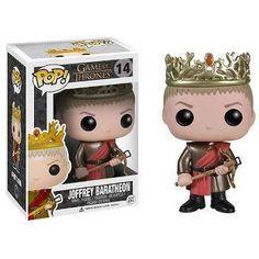 Sans marque GAME OF THRONES - Pop Vinyl #14 Joffrey Baratheon