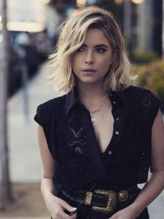 Ashley Benson (Hanna in PLL)