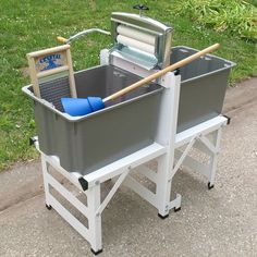 Well how would that be for camping! washboard and plunger for washing clothes Off Grid Survival, Camping Survival, Survival Prepping, Survival Gear, Survival Skills, Survival Shelter, Survival Quotes, Camping Gear, Survival Supplies