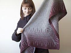 Ravelry: ONPA Shawl pattern by Olga Buraya-Kefelian