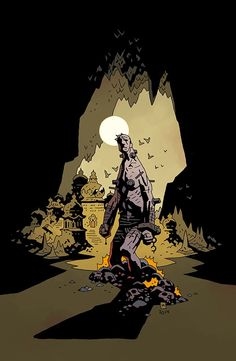Mike Mignola, Frankenstein Underground Trade