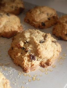 The English Kitchen: Rock Cakes. Lovely memories of cooking these with my nan.