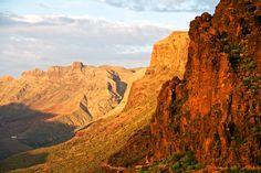 Mountains of Gran Canaria