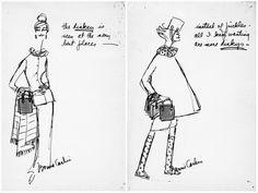 Coach vintage Bonnie Cashin Dinkey bag